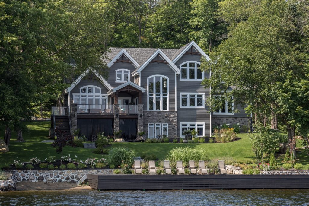 How to find the lakefront property that's right for you